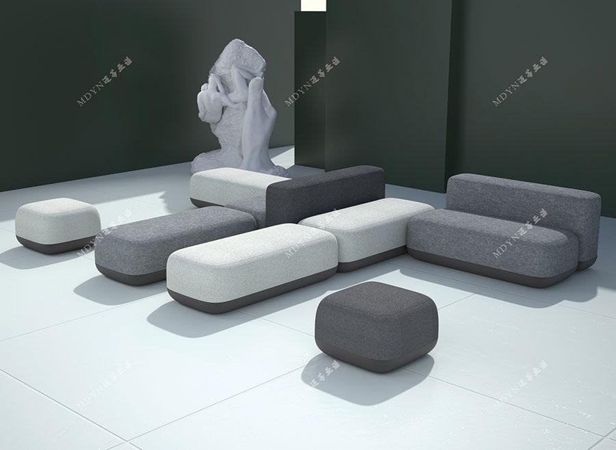 组合休闲沙发-MY013